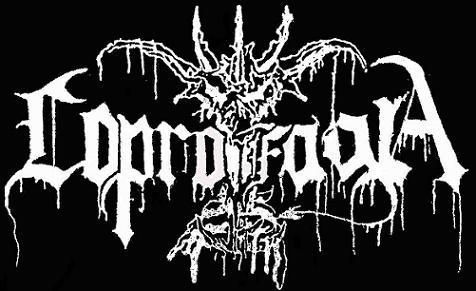 Coprofagia - Logo
