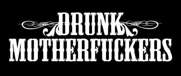 Drunk Motherfuckers - Logo