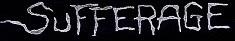 Sufferage - Logo
