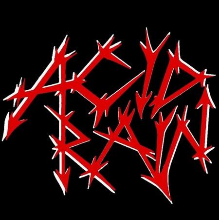 Acid Rain - Logo
