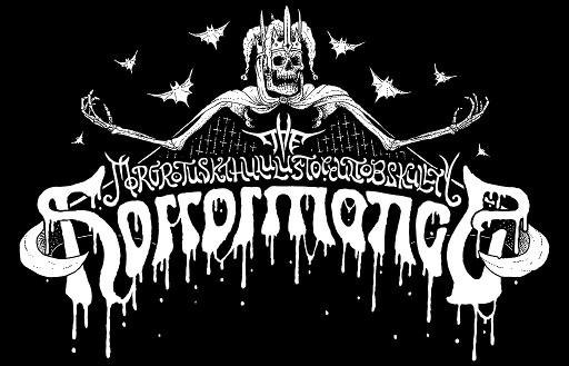 The Morgrotuskthululustoccultobskullty Horrormance - Logo