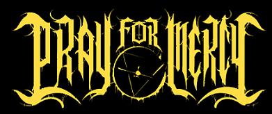 Pray for Mercy - Logo