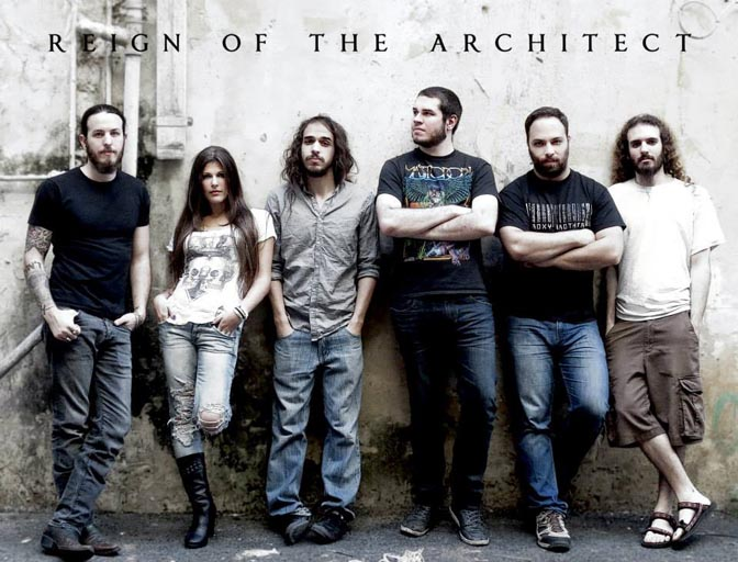 Reign of the Architect - Photo