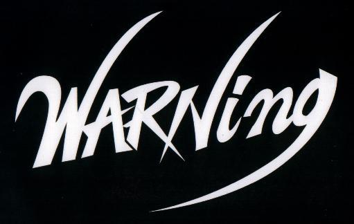 Warning - Logo