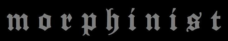 Morphinist - Logo