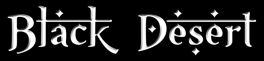 Black Desert - Logo