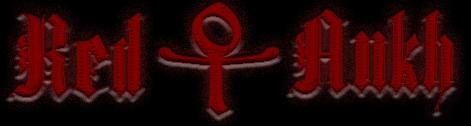 Red Ankh - Logo