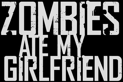 Zombies Ate My Girlfriend - Logo