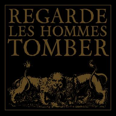 Regarde les Hommes Tomber - Logo