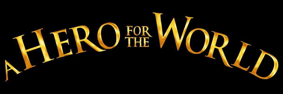 A Hero for the World - Logo