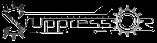 Suppressor - Logo