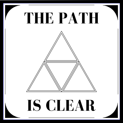 The Path Is Clear - Logo