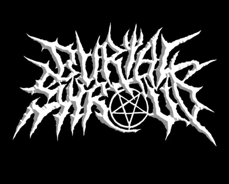 Burial Shroud - Logo