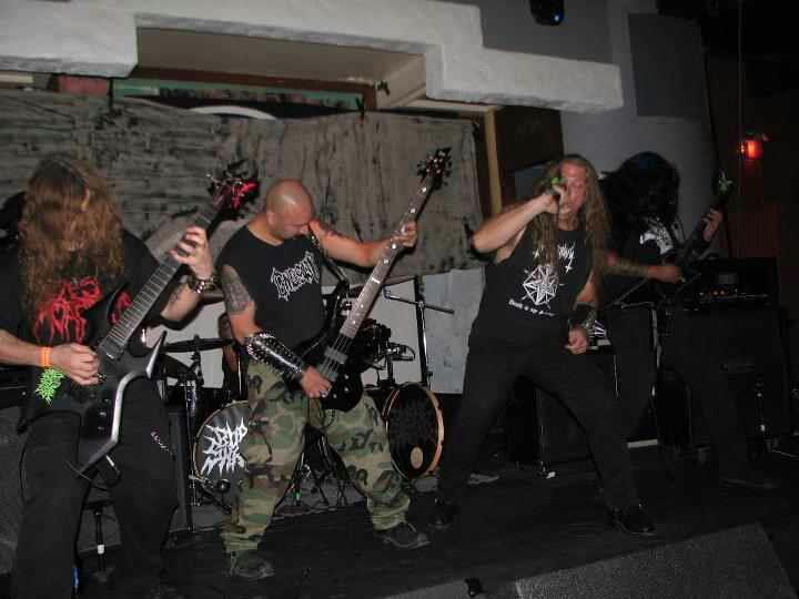 Burial Shroud - Photo