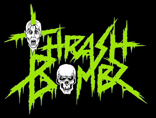 Thrash Bombz - Logo