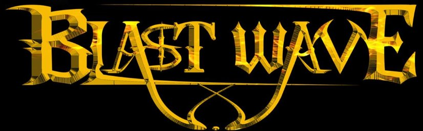 Blast Wave - Logo