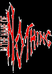 In the Name of Nothing - Logo