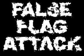 False Flag Attack - Logo