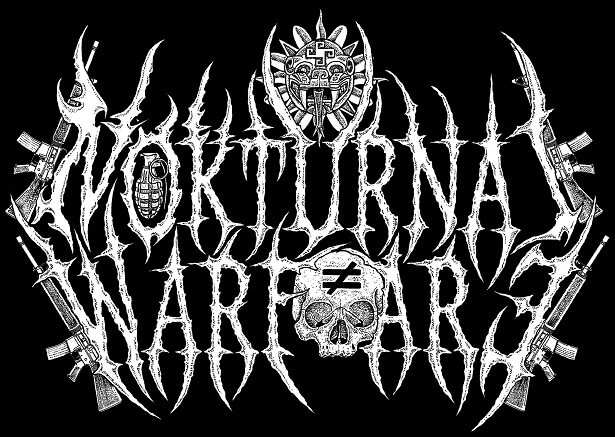 Nokturnal Warfare - Logo
