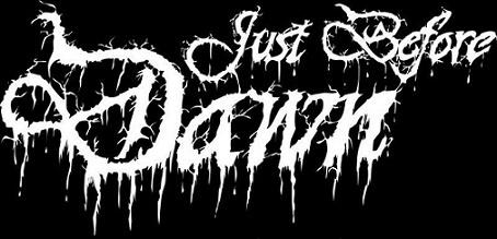Just Before Dawn - Logo
