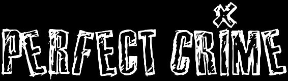 Perfect Crime - Logo