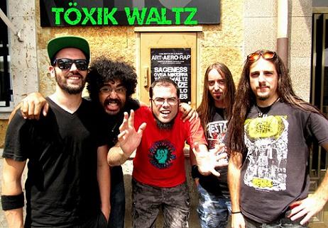 Töxik Waltz - Photo