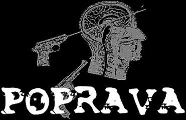 Poprava - Logo