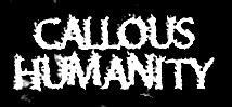 Callous Humanity - Logo