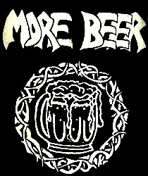 More Beer - Logo