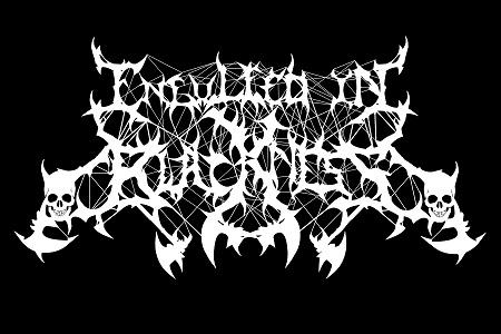 Engulfed in Blackness - Logo