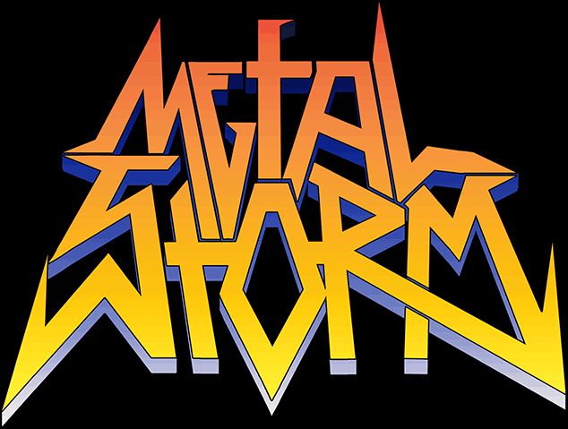 Metalstorm - Logo