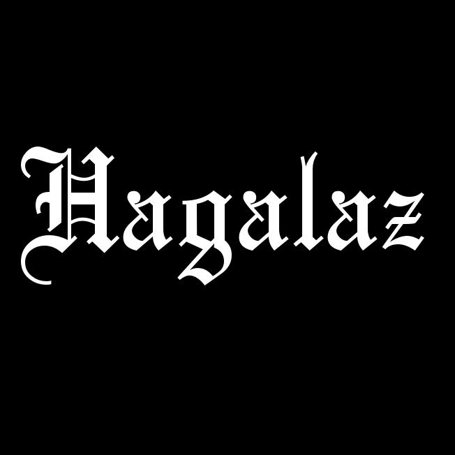 Hagalaz - Logo