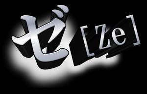ゼ[Ze] - Logo