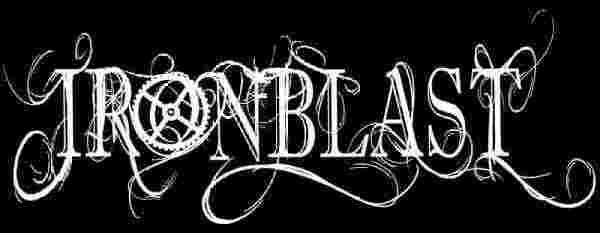 IronBlast - Logo