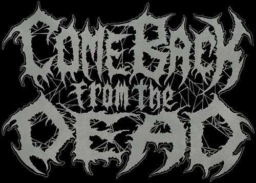 Come Back from the Dead - Logo