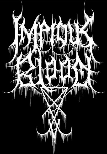 Impious Blood - Logo