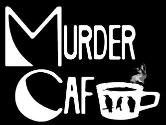 Murder Cafe - Logo