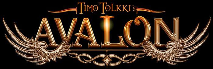 Timo Tolkki's Avalon - Logo