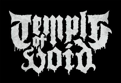 Temple of Void - Logo
