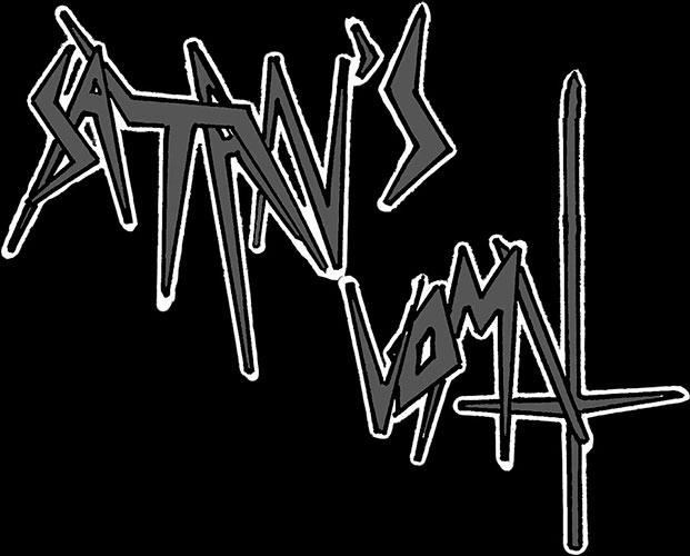 Satan's Vomit - Logo