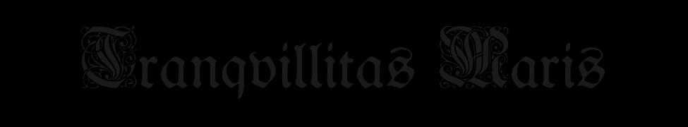 Tranqvillitas Maris - Logo
