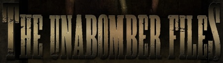 The Unabomber Files - Logo