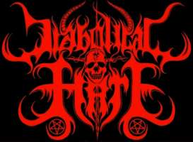 Diabolical Hate - Logo