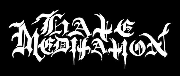 Hate Meditation - Logo