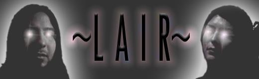 ~Lair~ - Logo