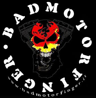 Badmotorfinger - Logo