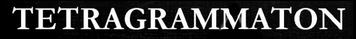 Tetragrammaton - Logo