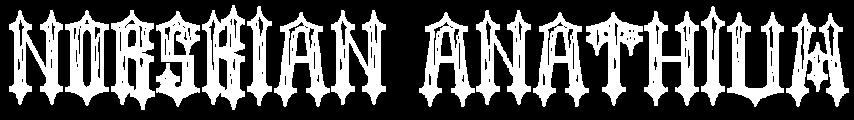 Norskian Anathium - Logo