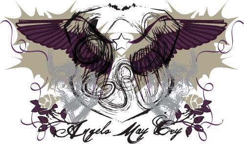 Angels May Cry - Logo