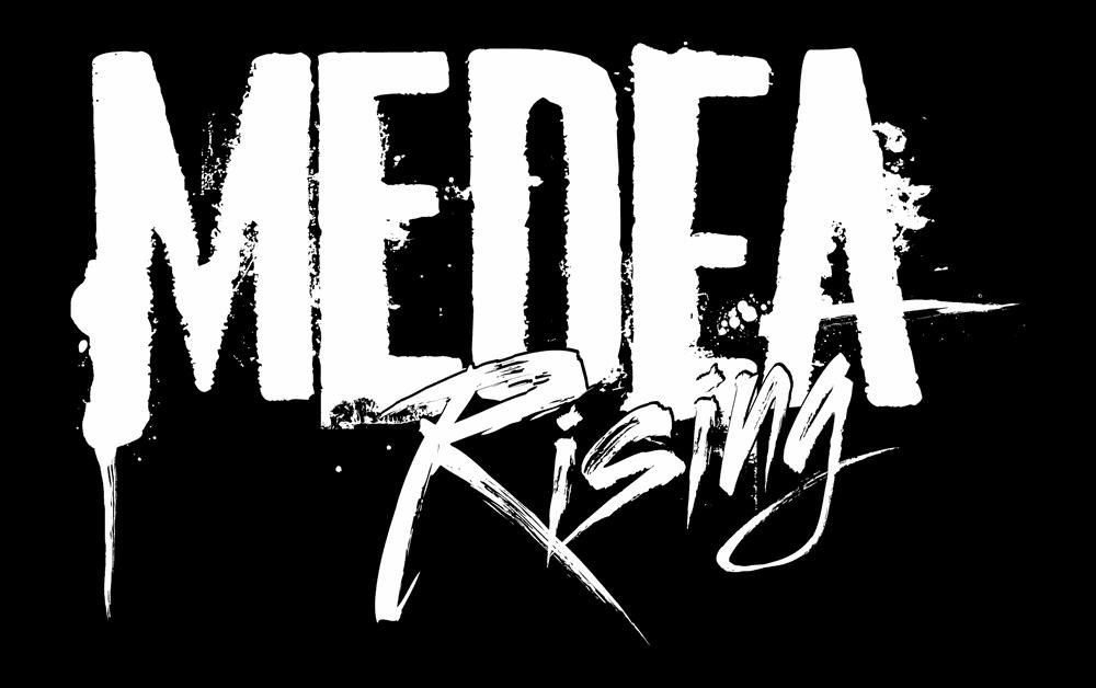 Medea Rising - Logo
